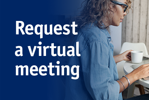 Request a virtual meeting