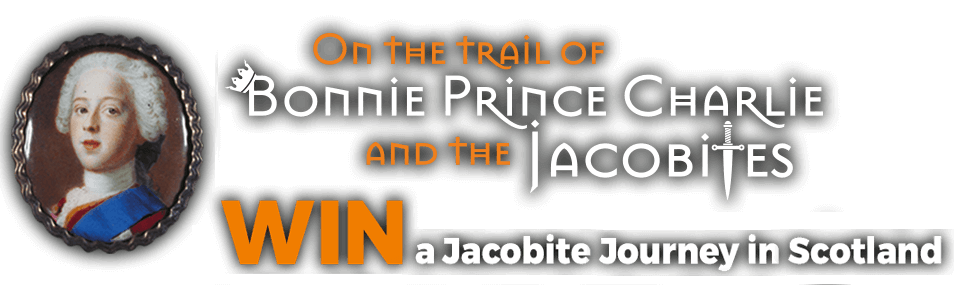 On the trail of Bonnie Prince Charlie and the Jacobites - win a Jacobite Journey in Scotland