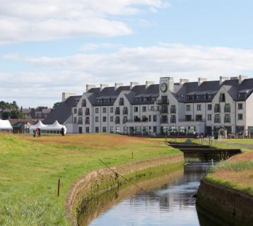 Carnoustie Golf Hotel and Spa exterior