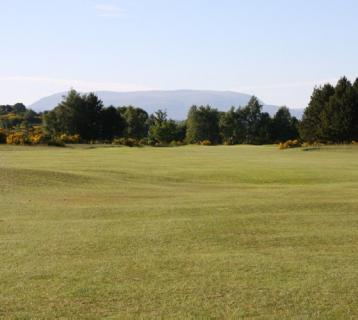 Muir of Ord golf course