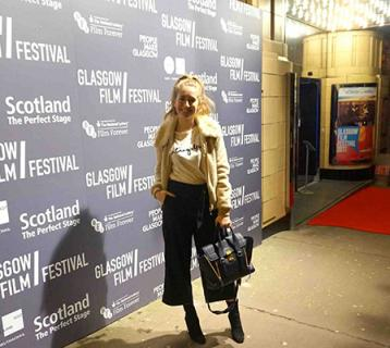 Blogger at Glasgow Film Festival