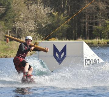 Foxlake Outdoor Festival Watersports