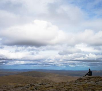 Cairngorm Mountains, Aviemore