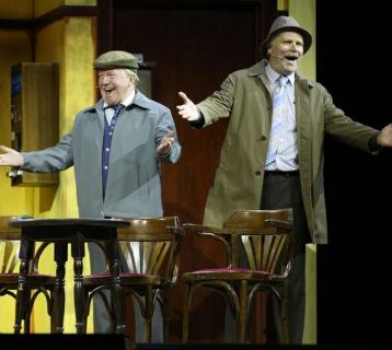 Win tickets with ScotRail to Still Game Live at The SSE Hydro