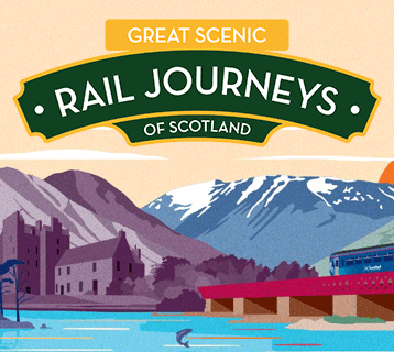 Great Scenic Rail Journeys of Scotland