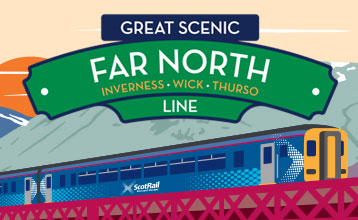 Great Scenic Rail Journeys Far North Line illustration