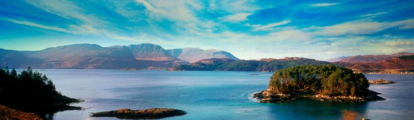 Image: Loch Carron. Credit: Scottish Viewpoint image.