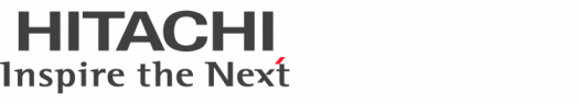 Hitachi inspire the next logo