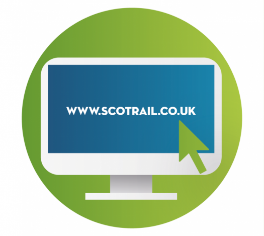 Buy ScotRail Smart tickets at www.scotrail.co.uk
