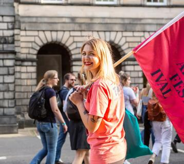 Edinburgh Art Festival 2019 - Sally Jubb photography