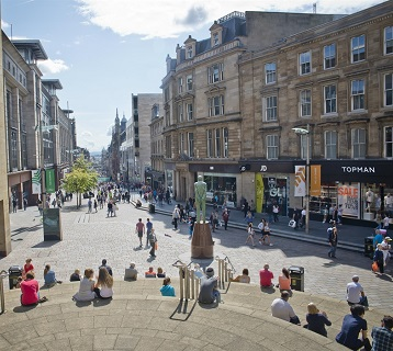 Glasgow City Centre