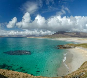 Outer Hebrides beach