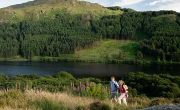 Image: Loch Trool. Credit: Image used with permission from VisitScotland and Scottish Viewpoint.