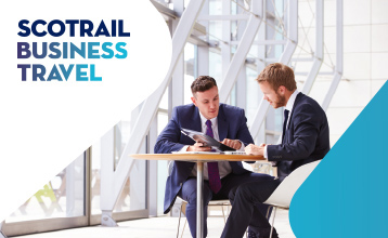 ScotRail Business Travel - Find out how we cater for your corporate travel needs