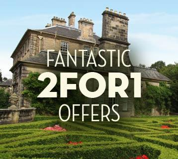 Fantastic 2 for 1 offers