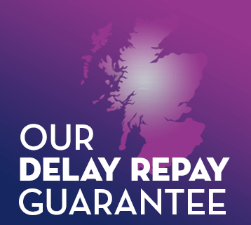 Our Delay Repay guarantee