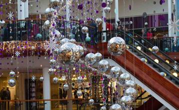 Blog - festive day out in Glasgow 5
