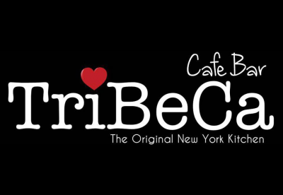 TriBeCa Cafe Bar logo