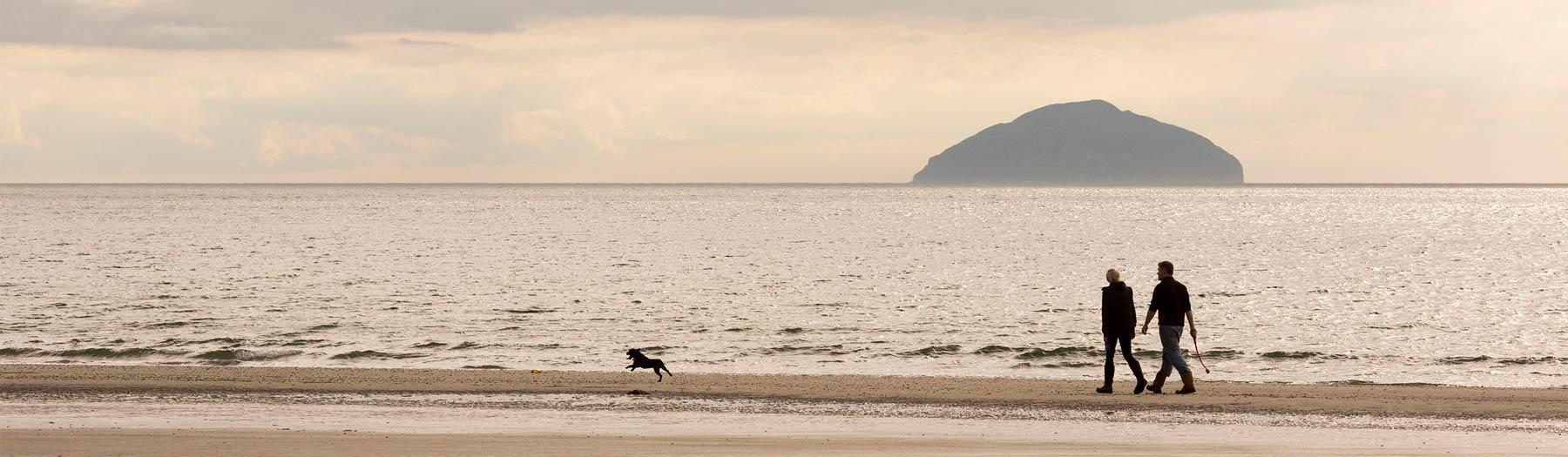 Image: Croy Shore, Culzean Bay. Credit: Image used with permission from VisitScotland and Scottish Viewpoint.