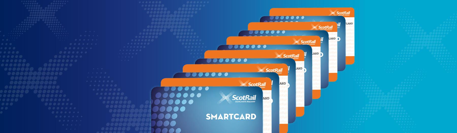 ScotRail Smartcards and paper tickets