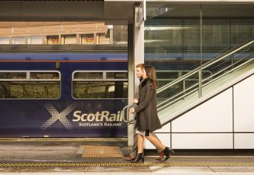 Abellio ScotRail Launch