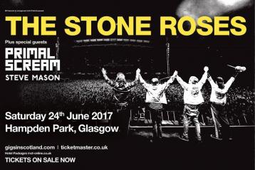 Stone Roses at Hampden