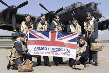 Armed Forces Day - UK Government image