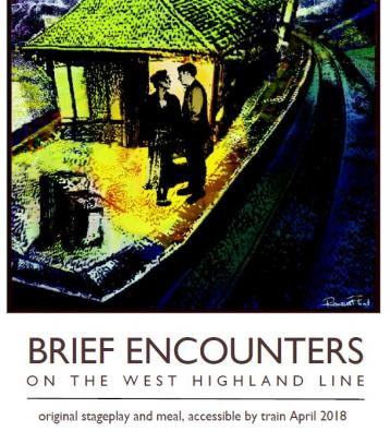 Brief Encounters on the West Highland line