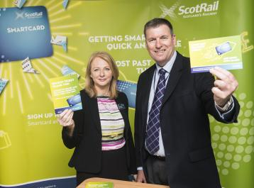 smart Flexi launch at Bathgate
