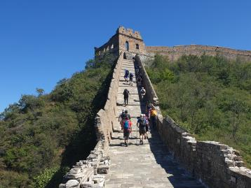 Great Wall of China MND trek