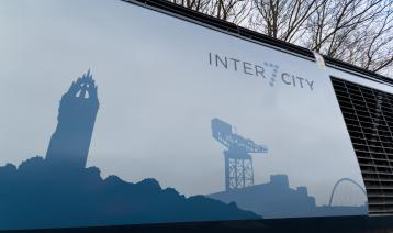 HST - InterCity branding