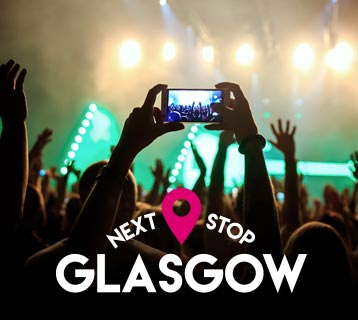 Next Stop Glasgow in content - gig image
