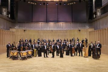 Full Royal Scottish National Orchestra