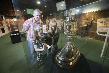 The Hampden Experience & Scottish Football Museum