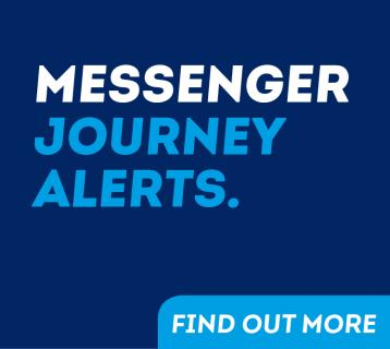 Messenger Journey Alerts