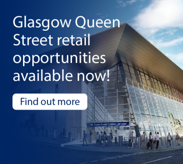 Glasgow Queen Street retail opportunities available now. Find out more