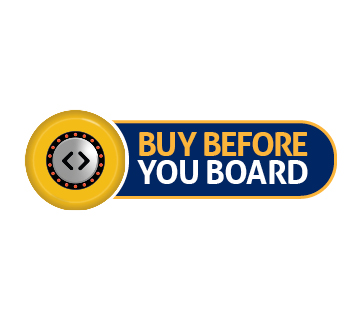 Buy before you board