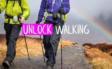 Unlock Walking
