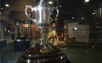 The Scottish Football Museum and Hampden Experience