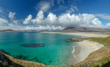 Staycation blog - Outer Hebrides beach