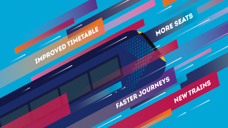 May Timetable Changes - Homepage banner